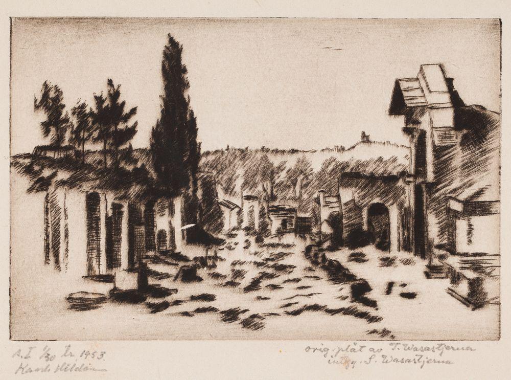 Pompeijin hautakatu