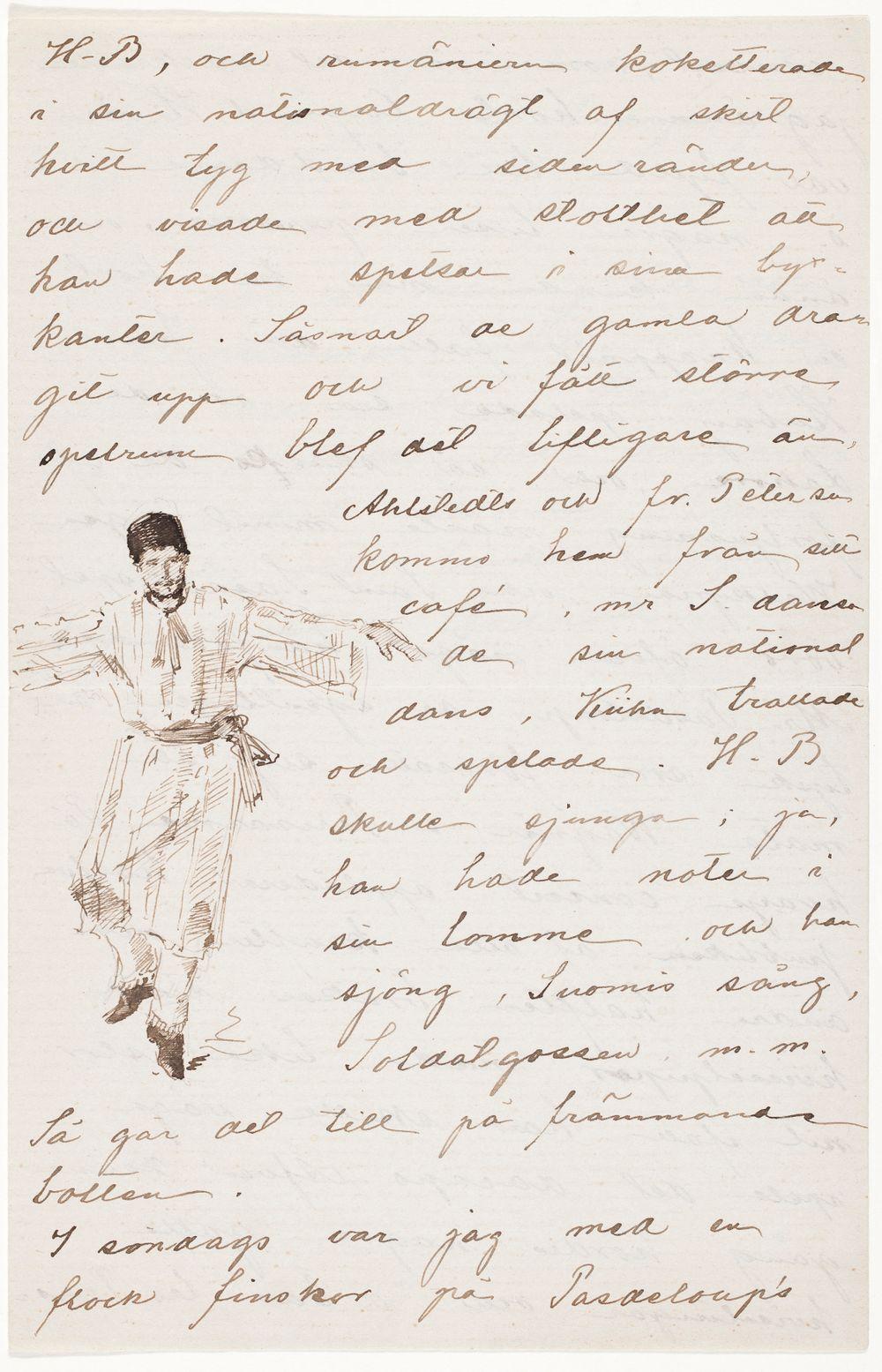 Tanssiva romanialaismies