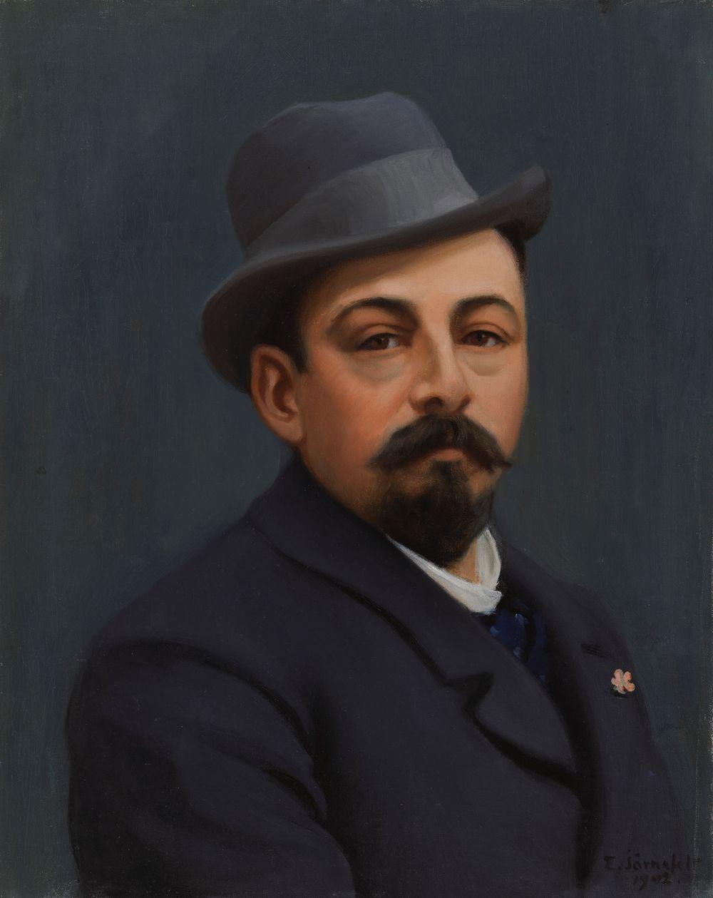 Nicolas Sinebrychoff