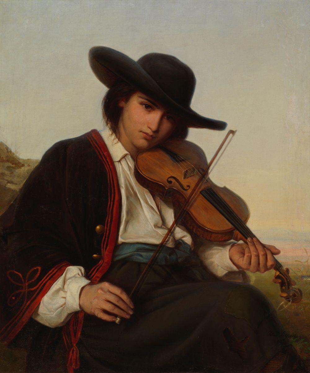 Böömiläinen viuluniekka