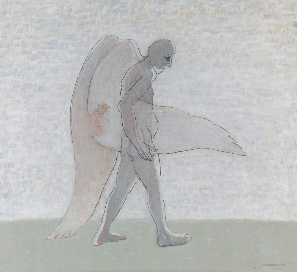 Haavoittunut enkeli
