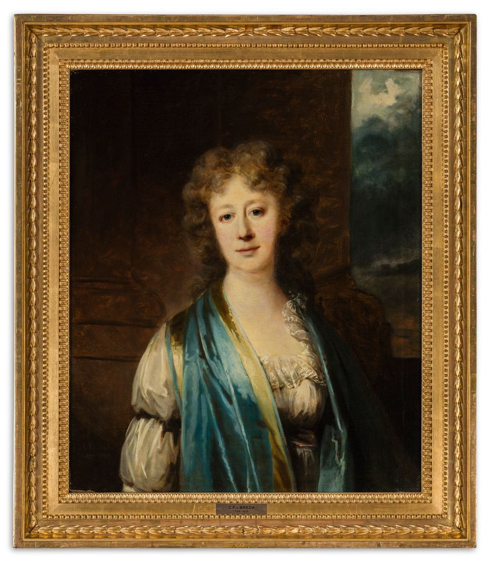 Kreivitär Hedvig Eva de la Gardie