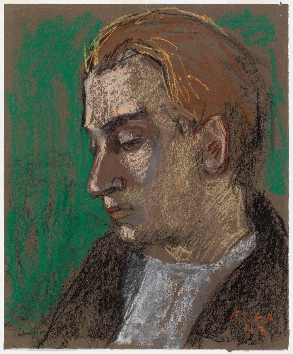 Miehen muotokuva (Seppo Näätänen)