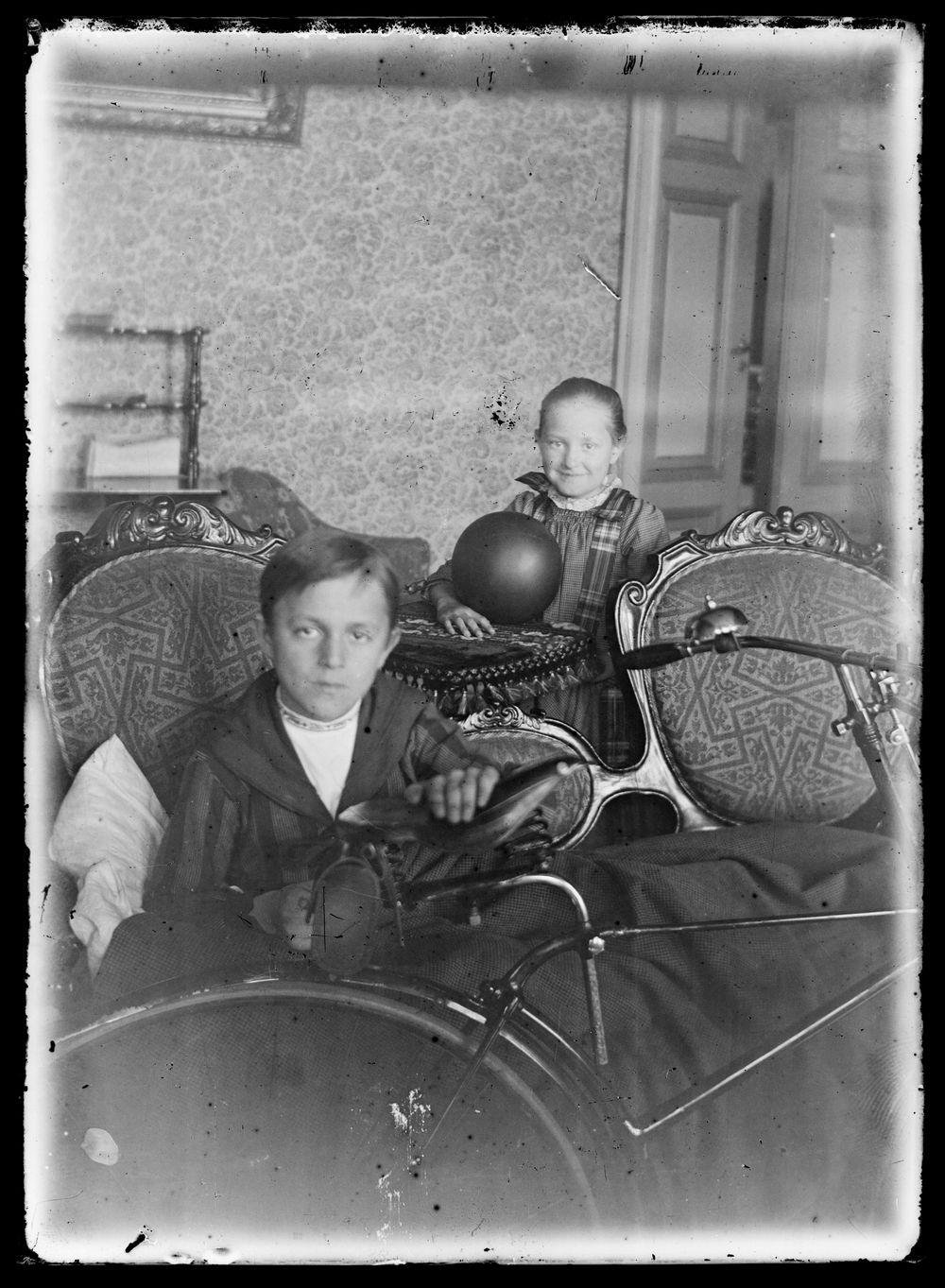 Einar ja Erna Simberg