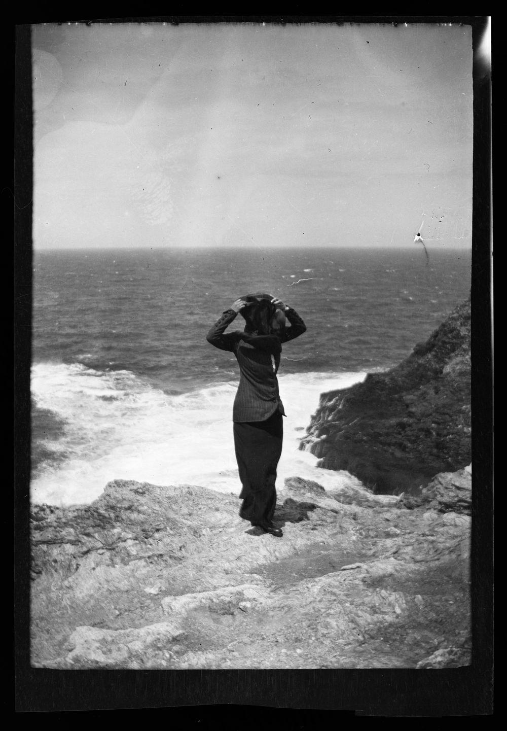 Anni Simberg Bretagnen rantatyrskyissä