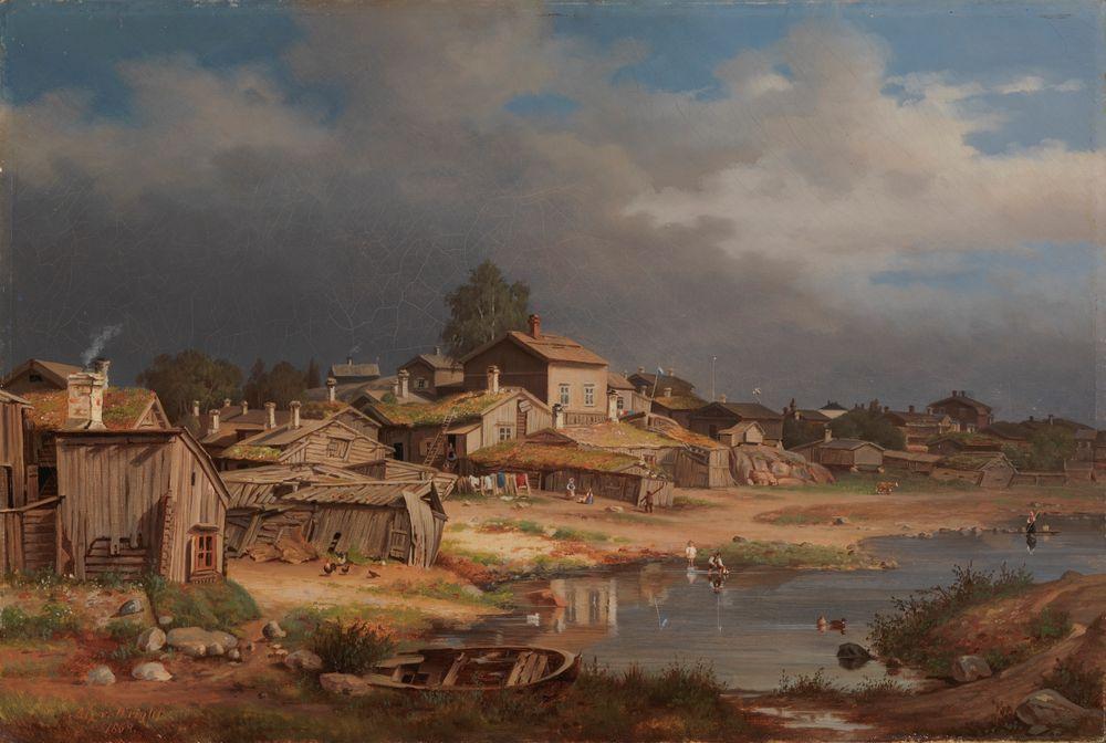 Katajanokalta