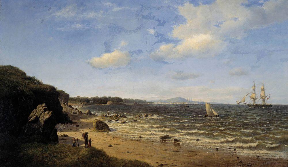 Douarnenez'n satama Brestin lähellä