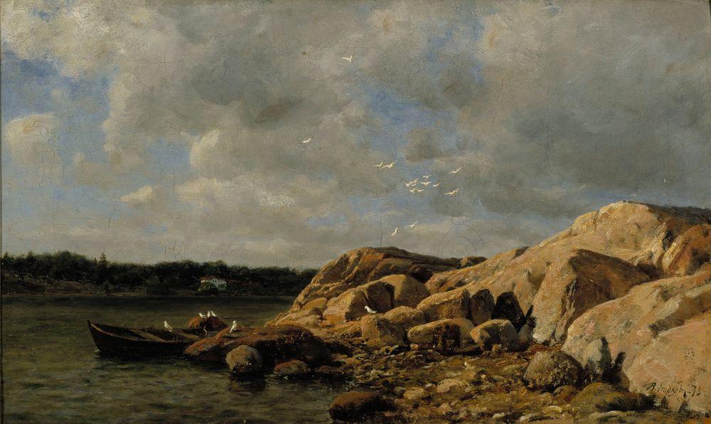 Rantamaisema Bohusläänin saaristosta