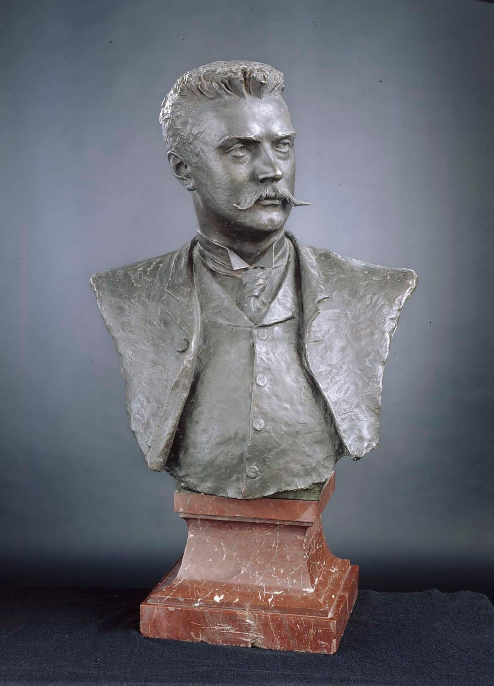 Albert Edelfeltin muotokuva