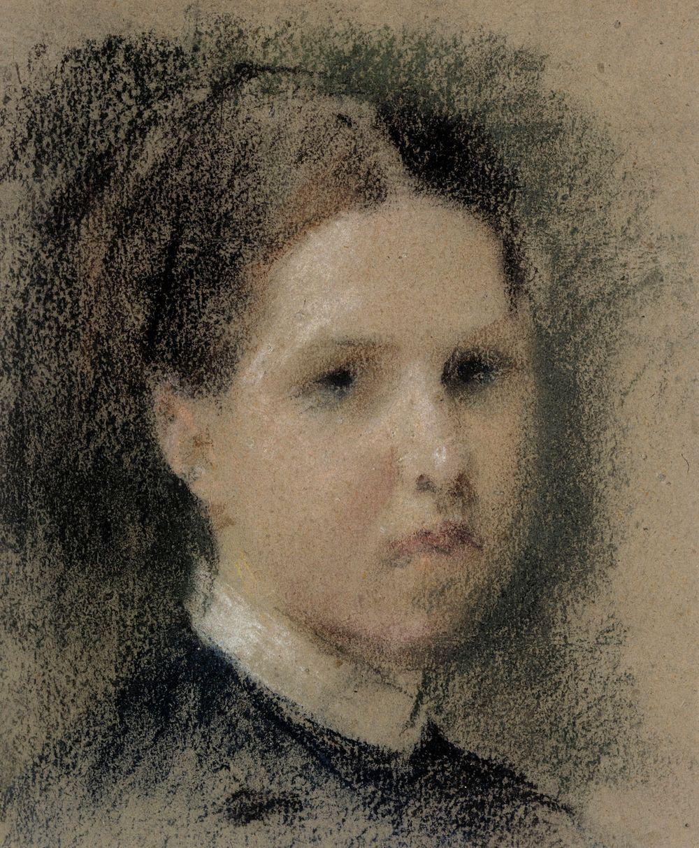 Annie Edelfeltin muotokuva