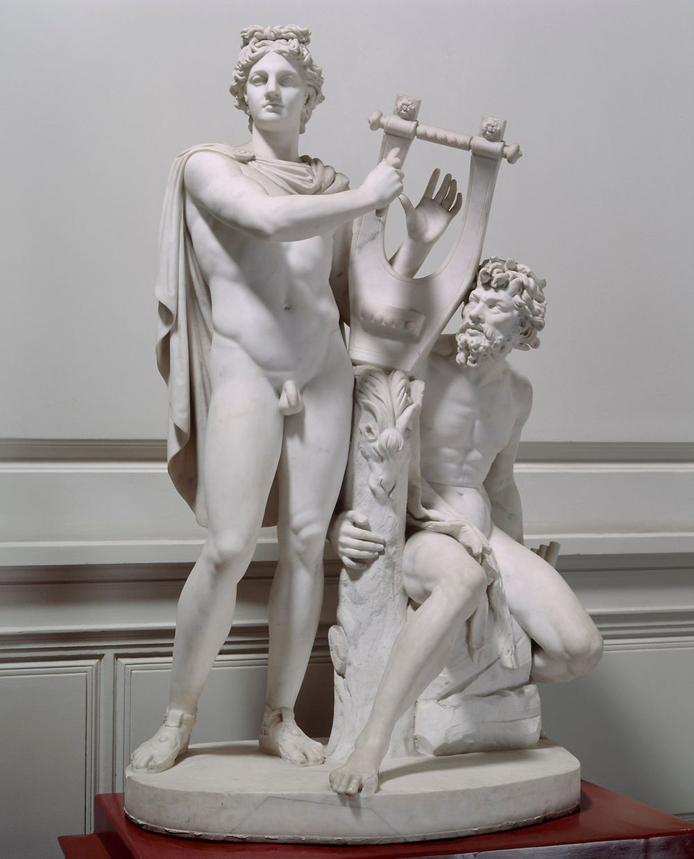 Apollon ja Marsyas