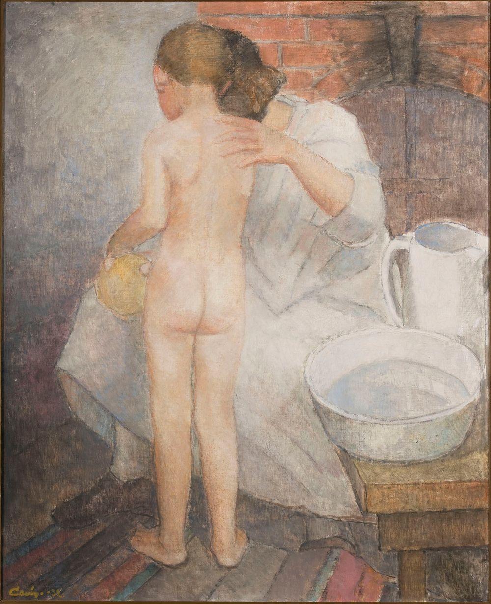 Poikaa pestään