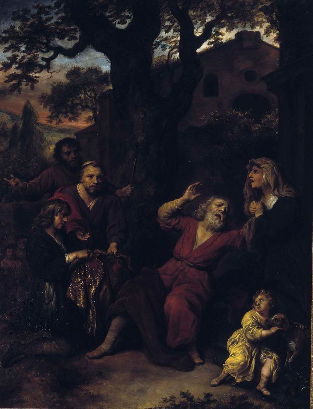 Joosefin verinen viitta