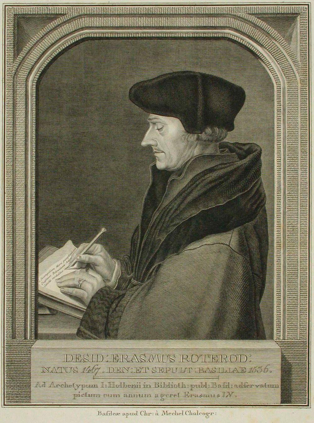 Erasmus Rotterdamilainen