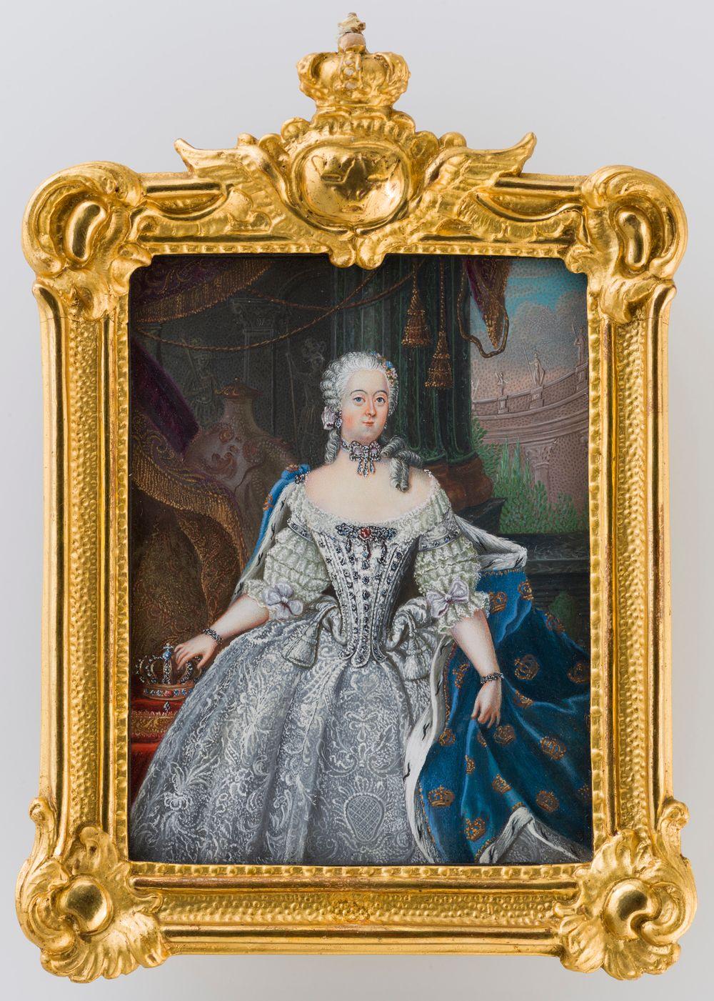 Kuningatar Lovisa Ulrika