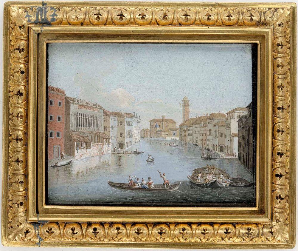 Näköala Venetsiasta