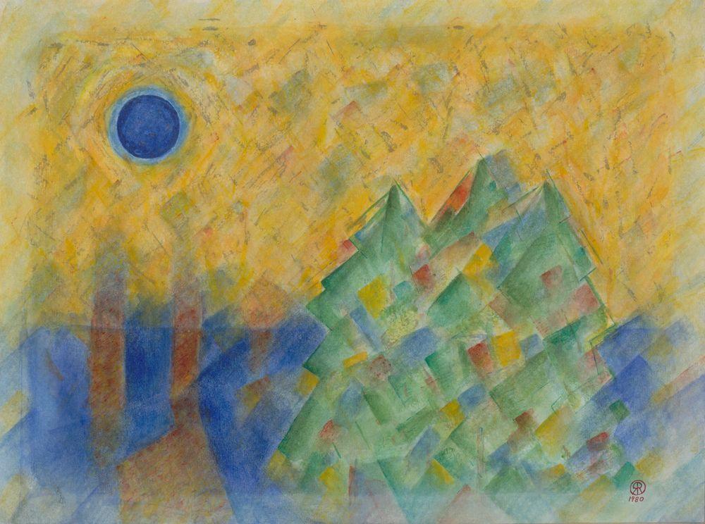 Sininen kuu II