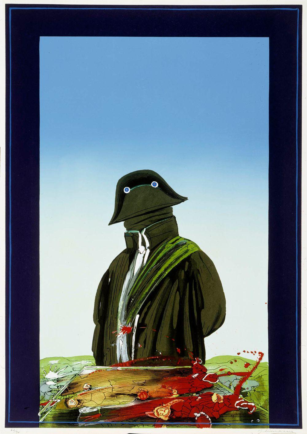 """Salkusta """"Hetkiä menneisyydestä"""": Suuri yksinäisyys - Napoleon"""
