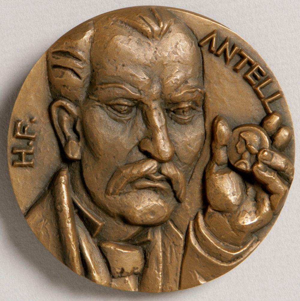 H.F. Antell