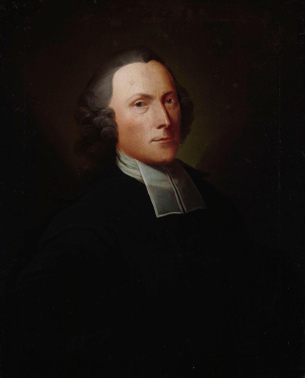 Laihian kirkkoherra Samuel Wacklin (1710-1780), taiteilijan veli