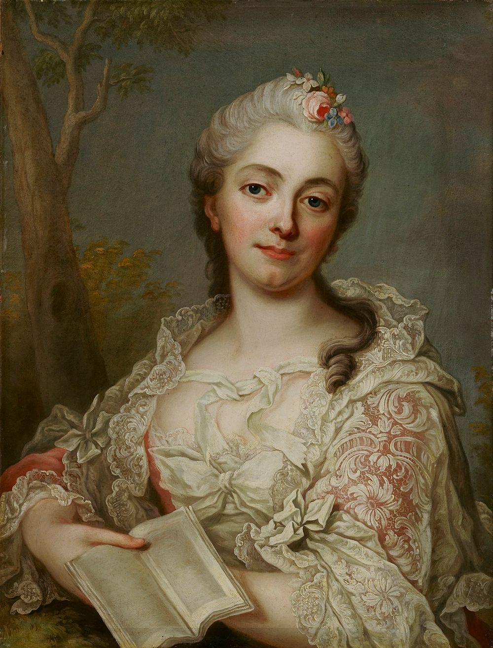 Kreivitär Antoinetta Virginia Gyllenborg