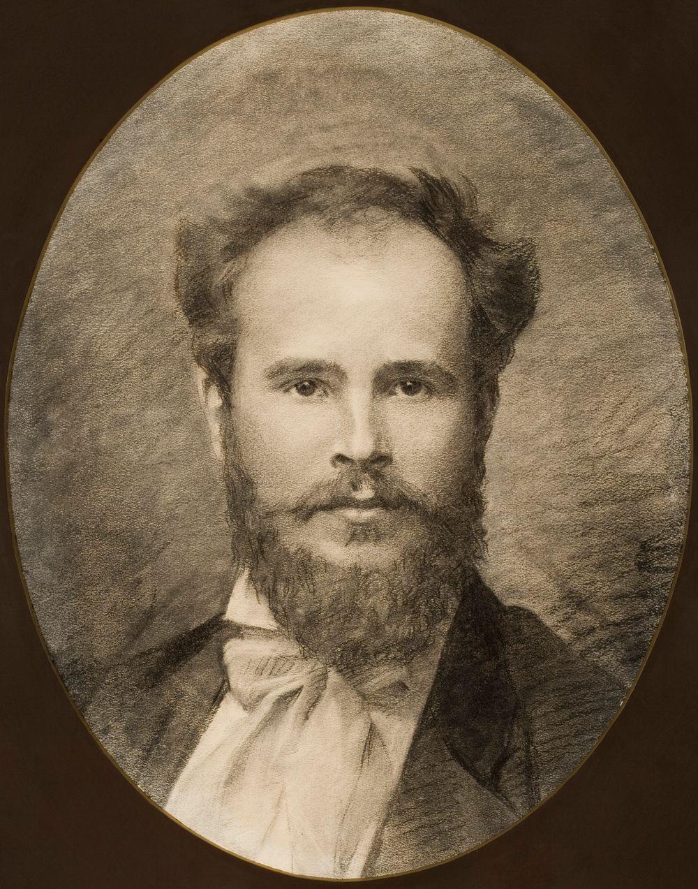 Johannes Takasen muotokuva