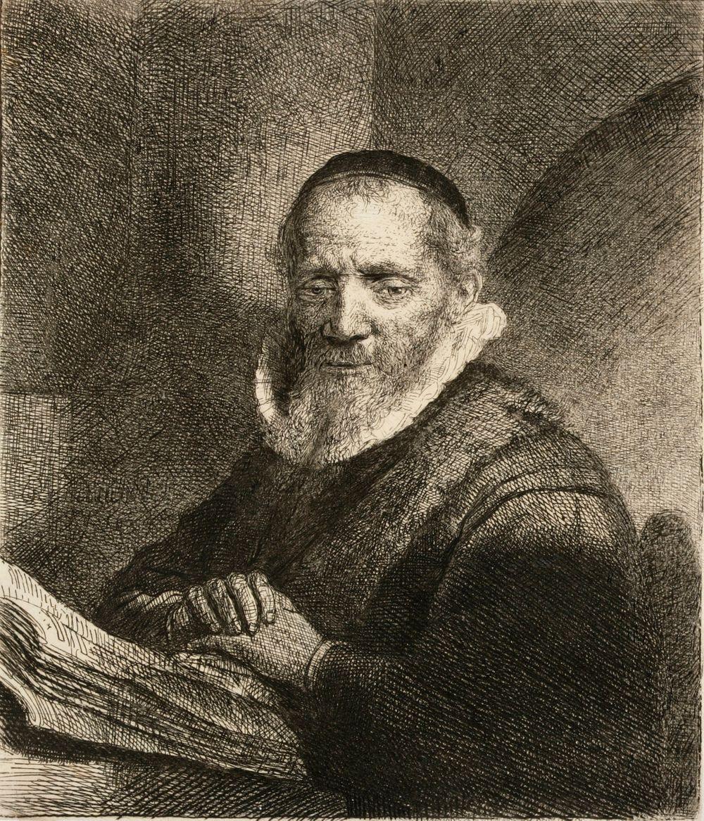 Saarnaaja Jan Cornelisz. Sylvius