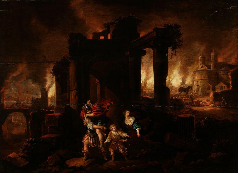 Troijan palo
