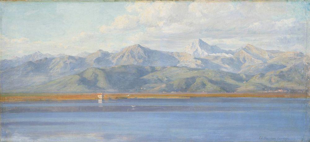 Massaciuccolin järvellä