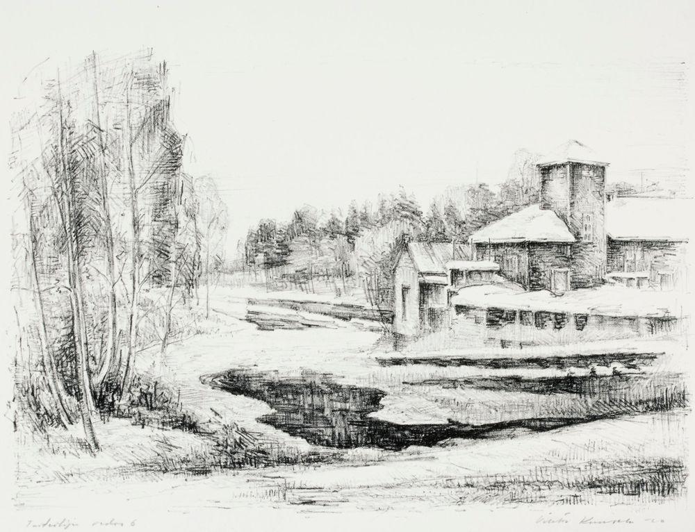 Vanha voimalaitos Joroisissa
