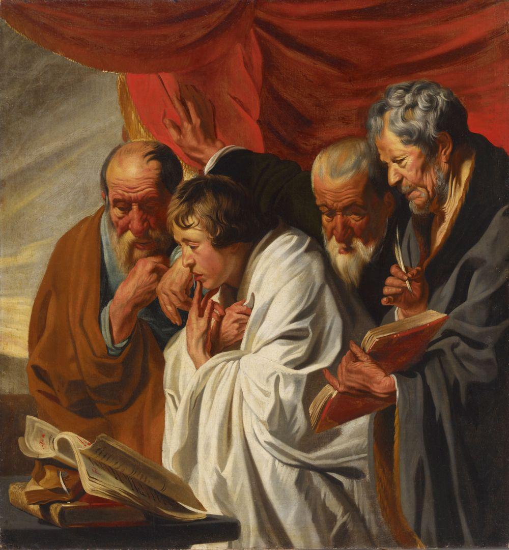 Neljä evankelistaa