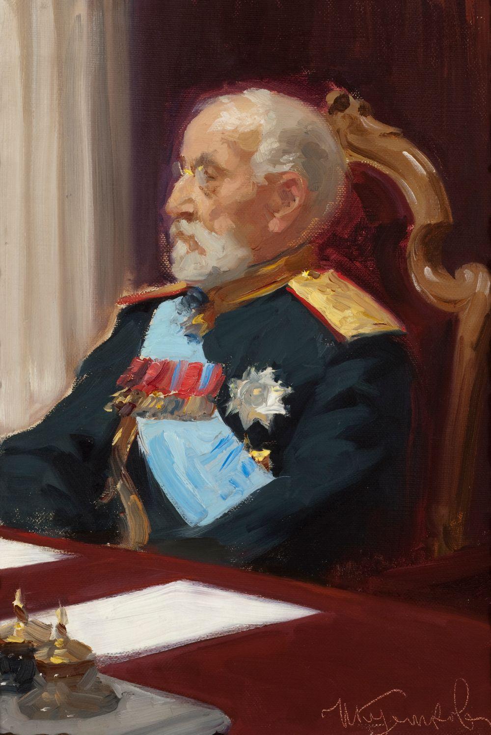 Kenraali Wischniakoffin muotokuva