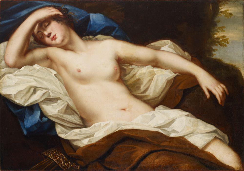 Lepäävä Diana