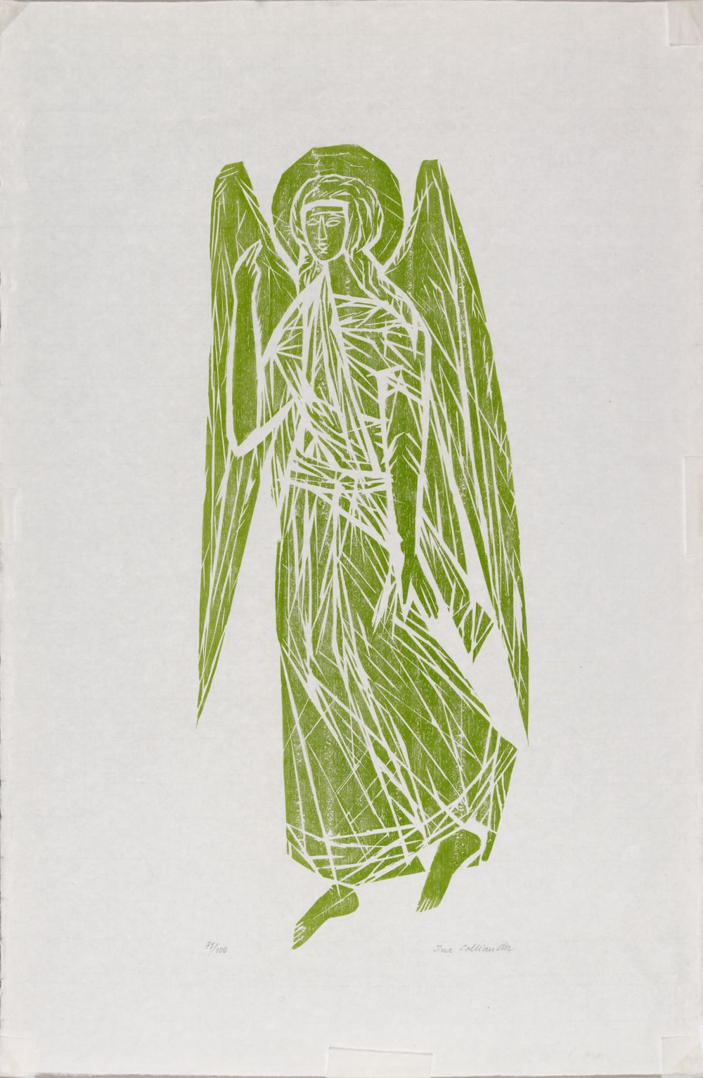 Enkeli vihreä