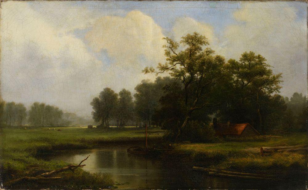 Joki Ranskassa
