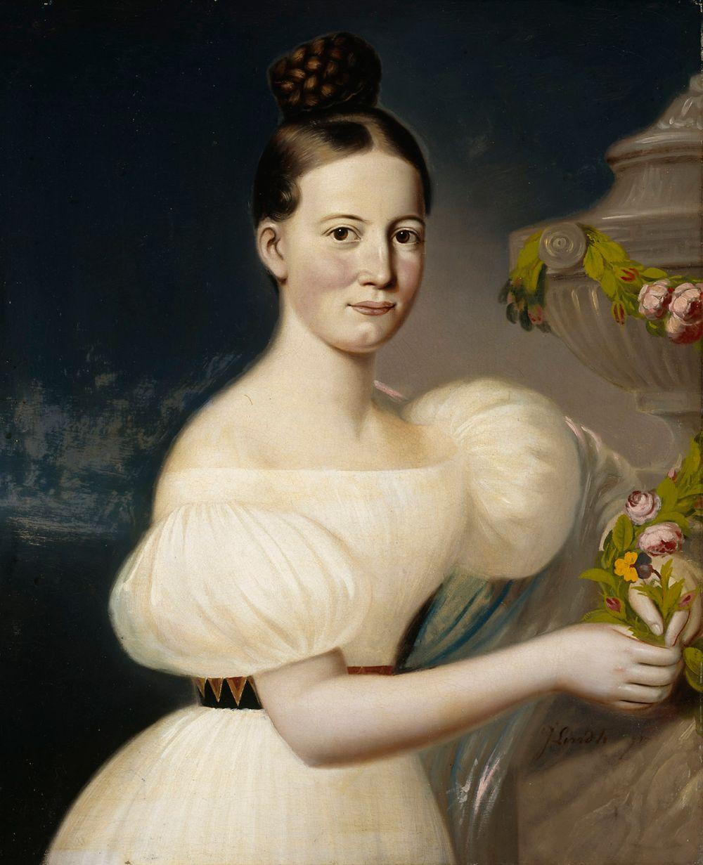 Eva Törngrenin muotokuva