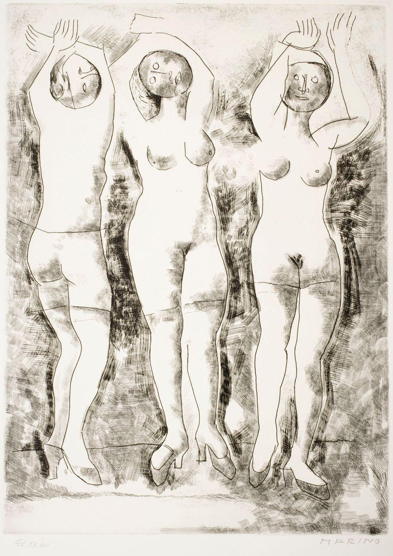 Kolme tanssia (kuva VIII)
