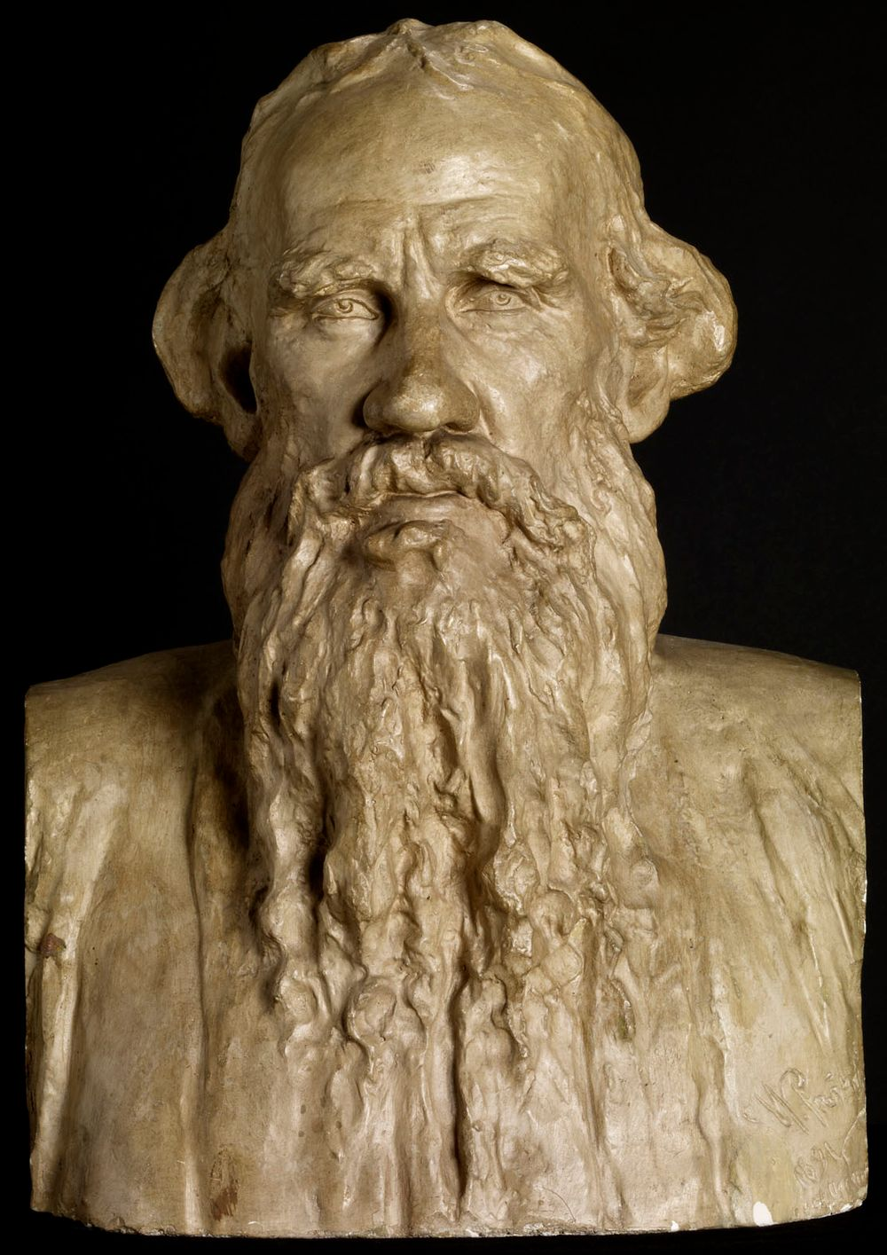 Leo Tolstoin rintakuva