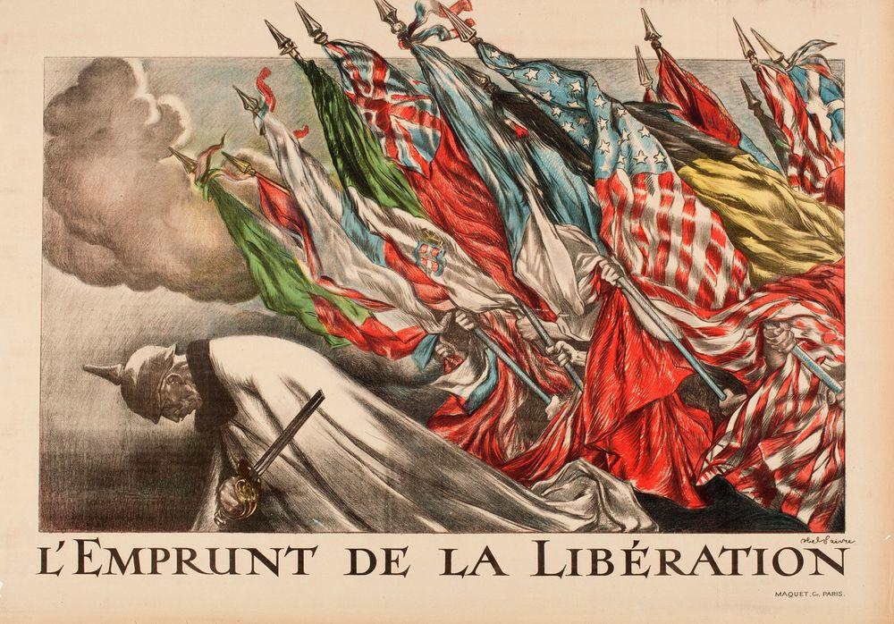 L'Emprunt de la Libération (juliste)