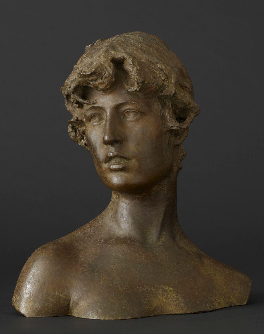 Antoinette Vallgrenin rintakuva