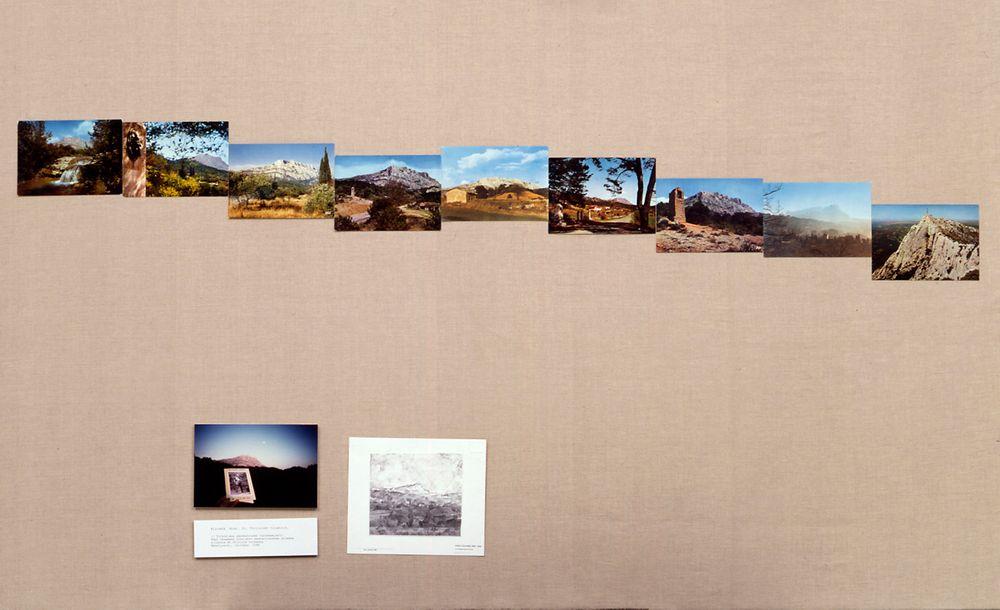 Yksitoista tutkielmaa St. Victoire -vuoresta