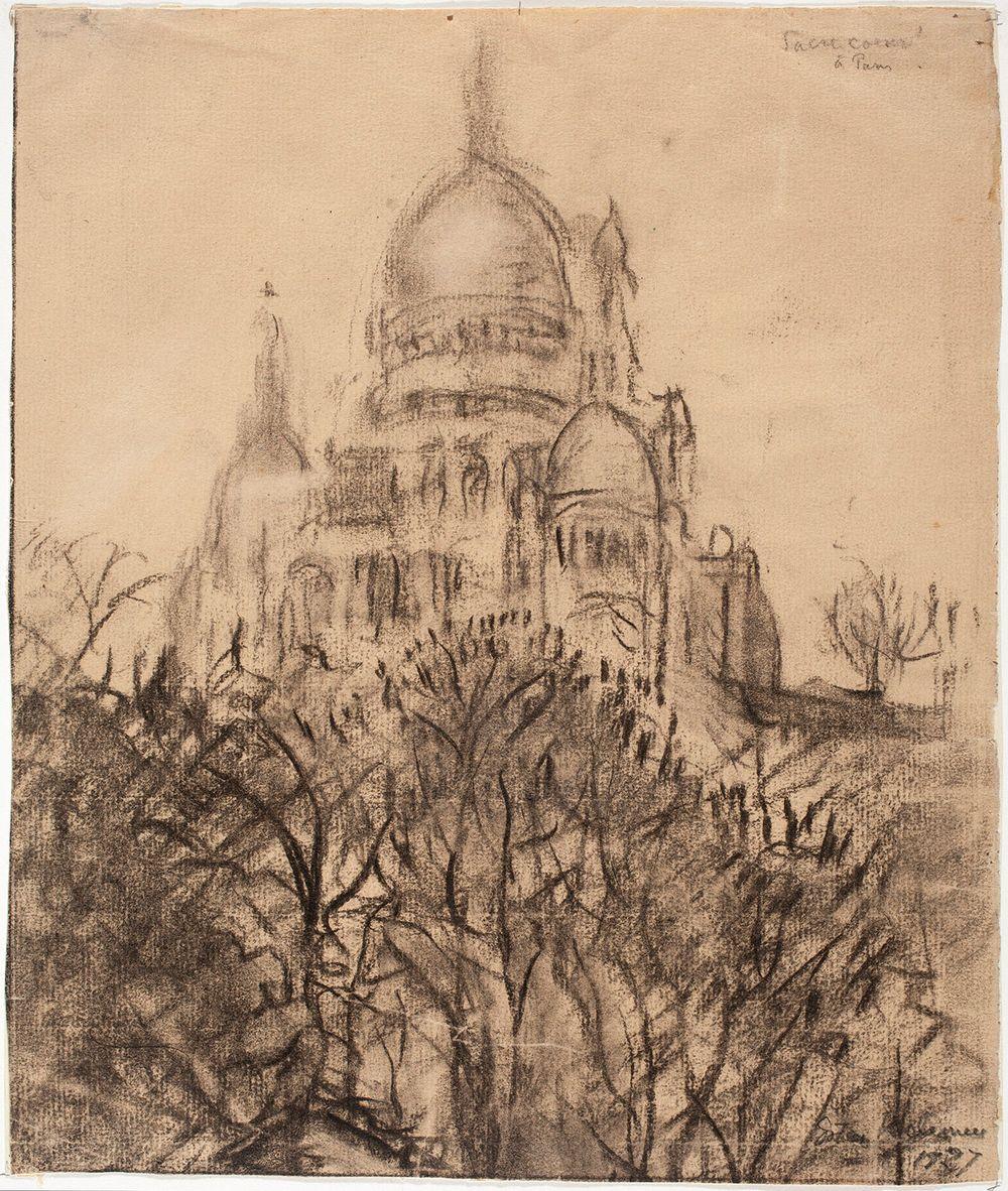 Pariisin Sacre Coeur