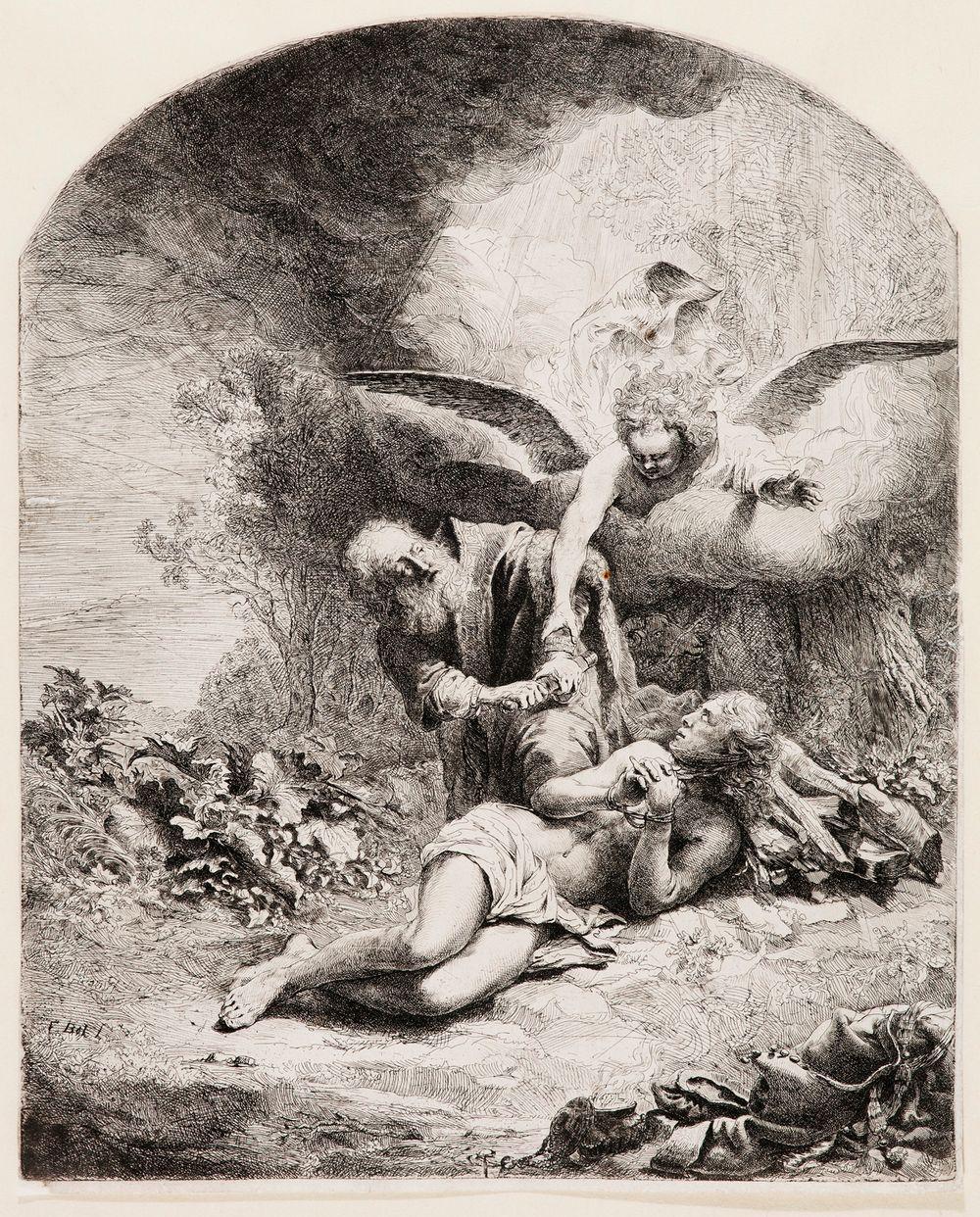 Aabrahamin uhri