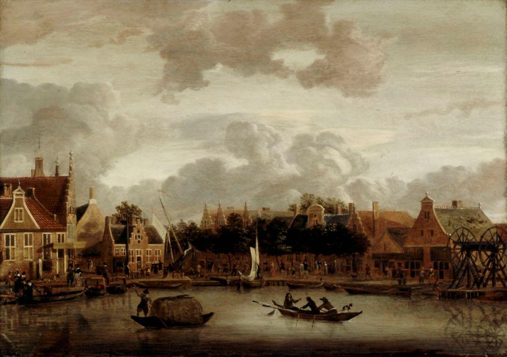 Overtoom Amsterdamissa