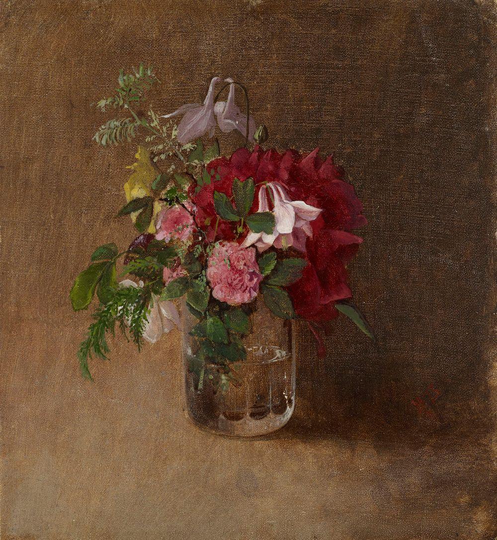 Kukkia lasissa
