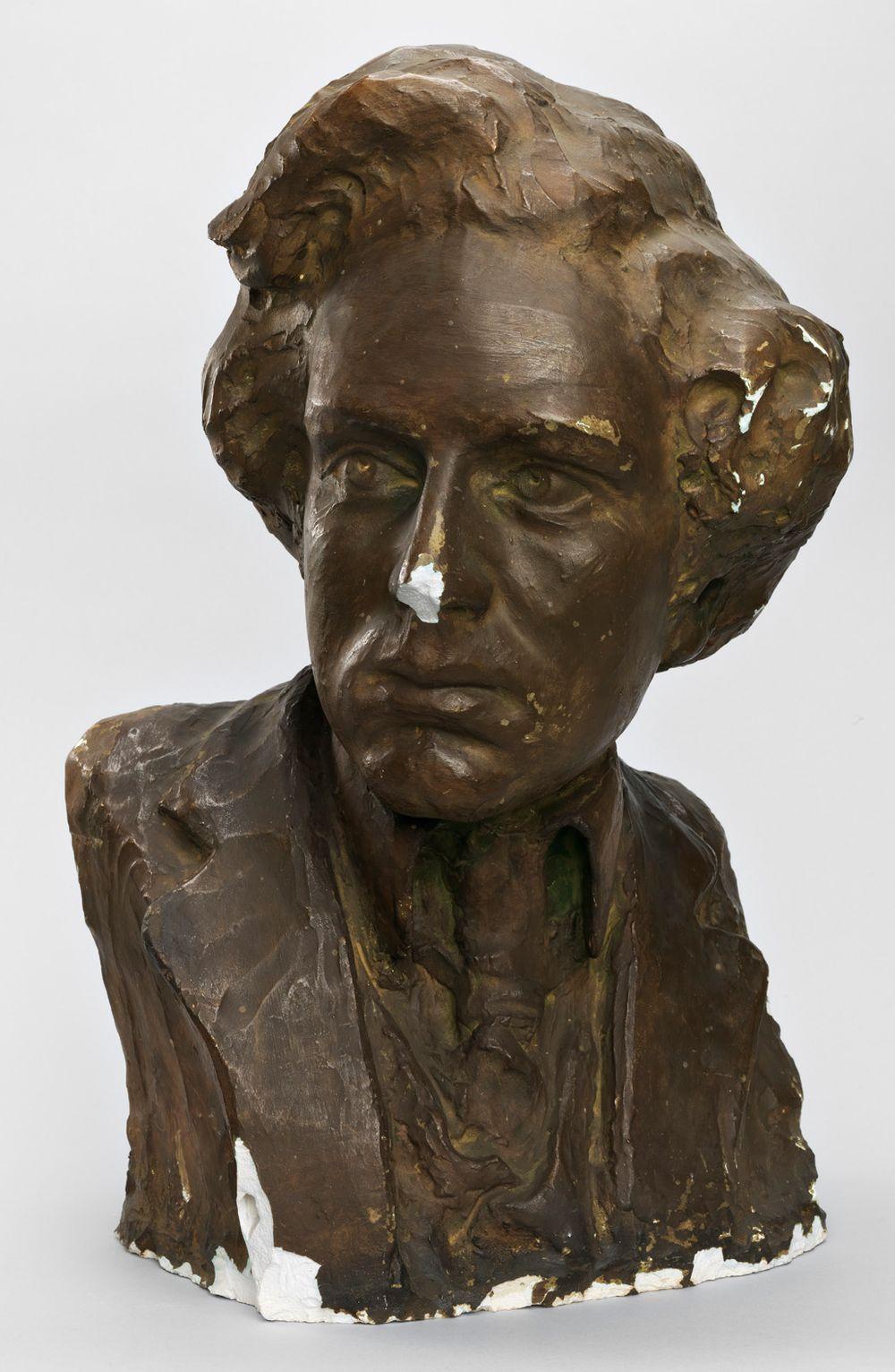 Portrait Head of Alexander Paischeff