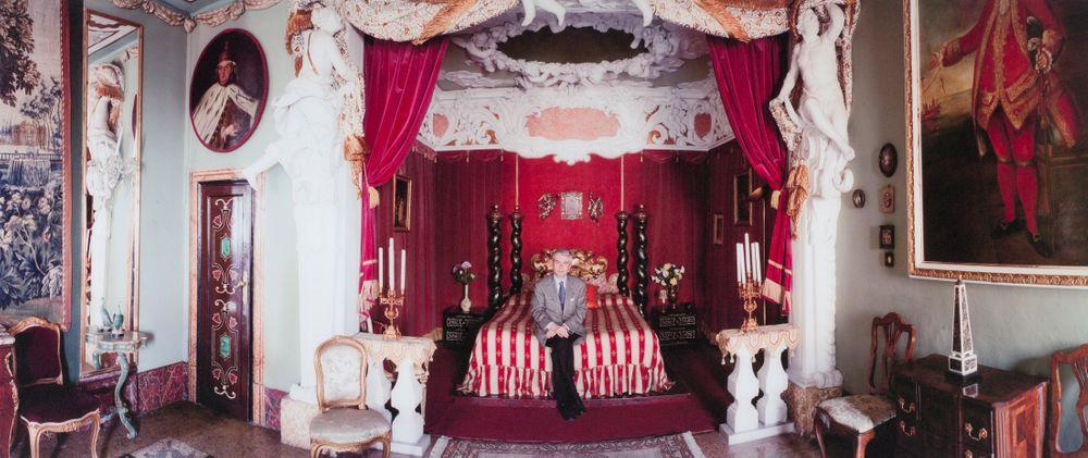"""Marino Zorzi palatsissaan, Venetsia, teemasta """"Veden kätkemiä huoneita"""""""