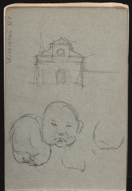 Kirkko, Lapsen päitä