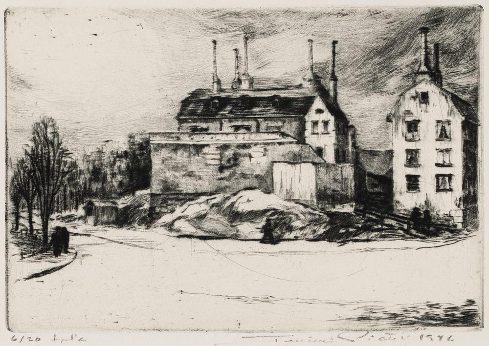 Ennen rajuilmaa (Tukholman Södern)