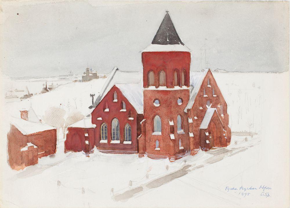 Helsingin saksalainen kirkko